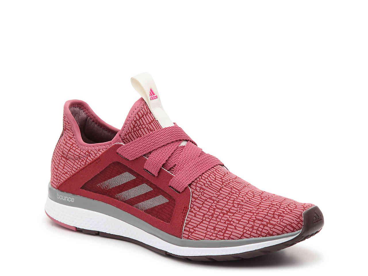 lyst adidas edge lux leggera scarpa da corsa in rosa