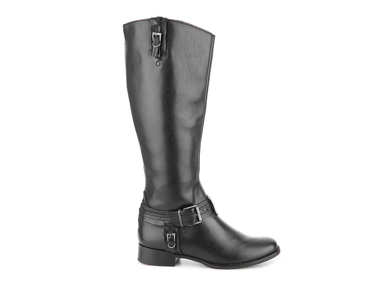 Flashback Wide Calf Riding Boot