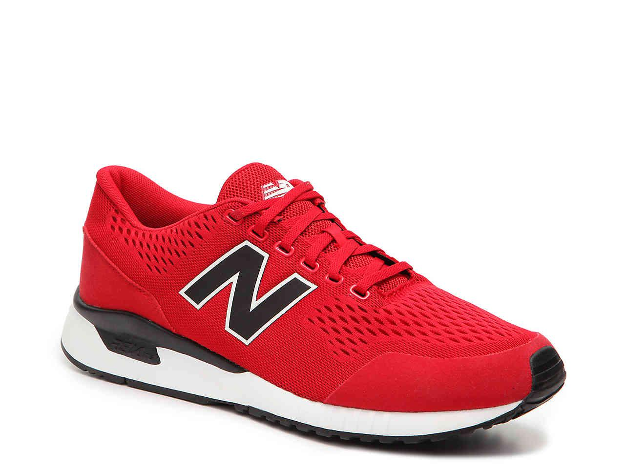 New Balance 005 Sneaker in Red for Men - Lyst