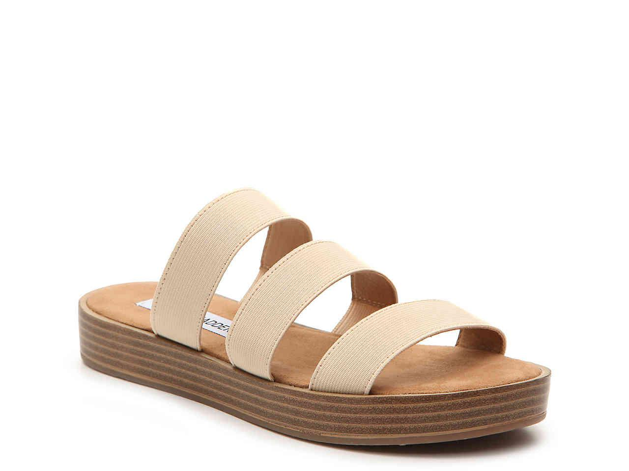 653d0e0d869 Women's Natural Glyn 3 Platform Sandal