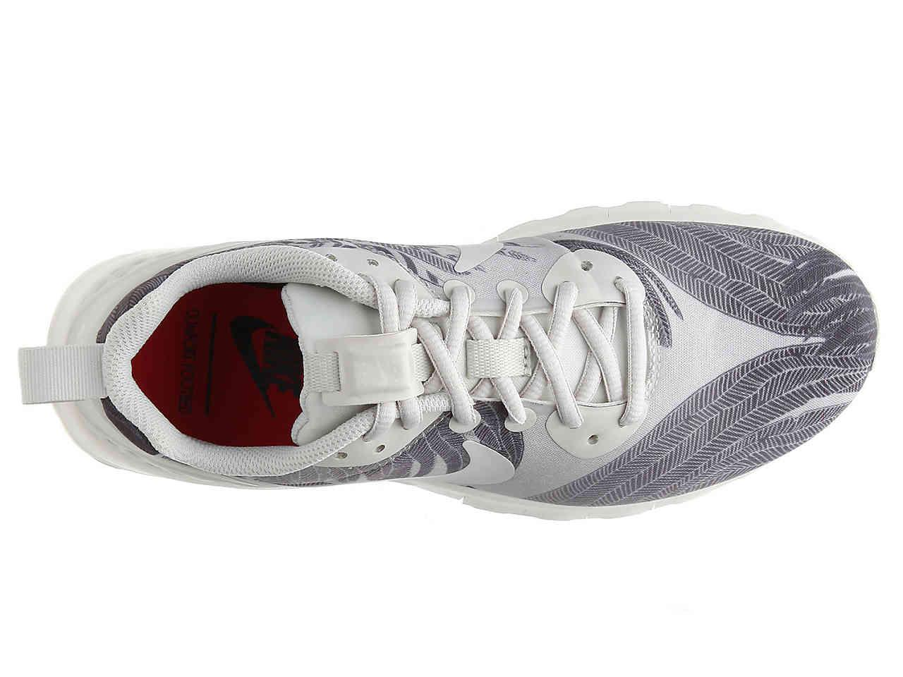 Men's Gray Air Max Motion Lw Print Sneaker