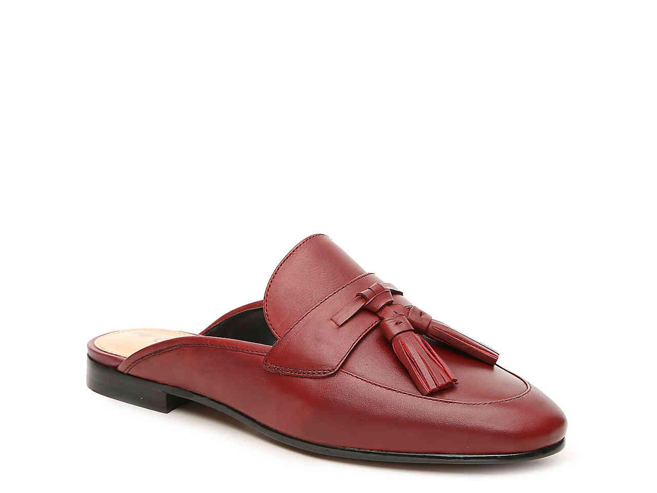 8f002acdace4 Lyst - Sam Edelman Slippers in Red - Save 9%