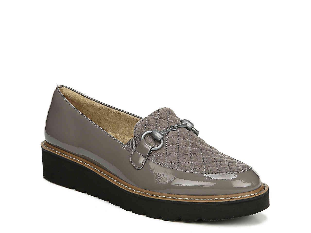 f017f9fde4e Lyst - Naturalizer Edina Loafer in Gray