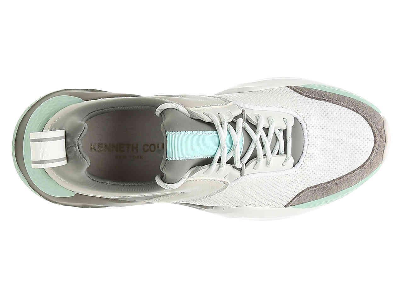 Kenneth Cole Denim Miranda Sneaker in