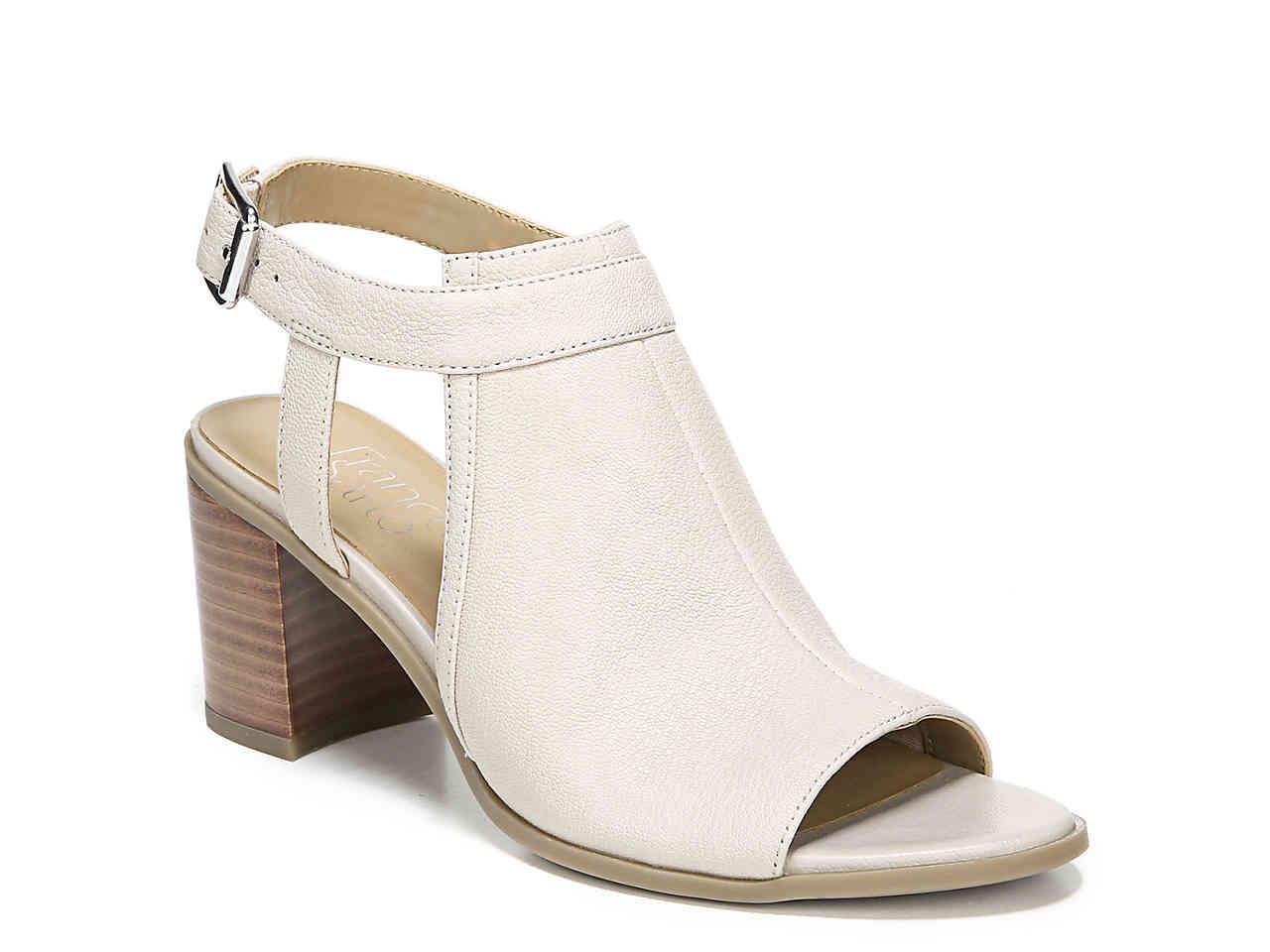 e010dc2b3a895 Lyst - Franco Sarto Harlet Sandal in White