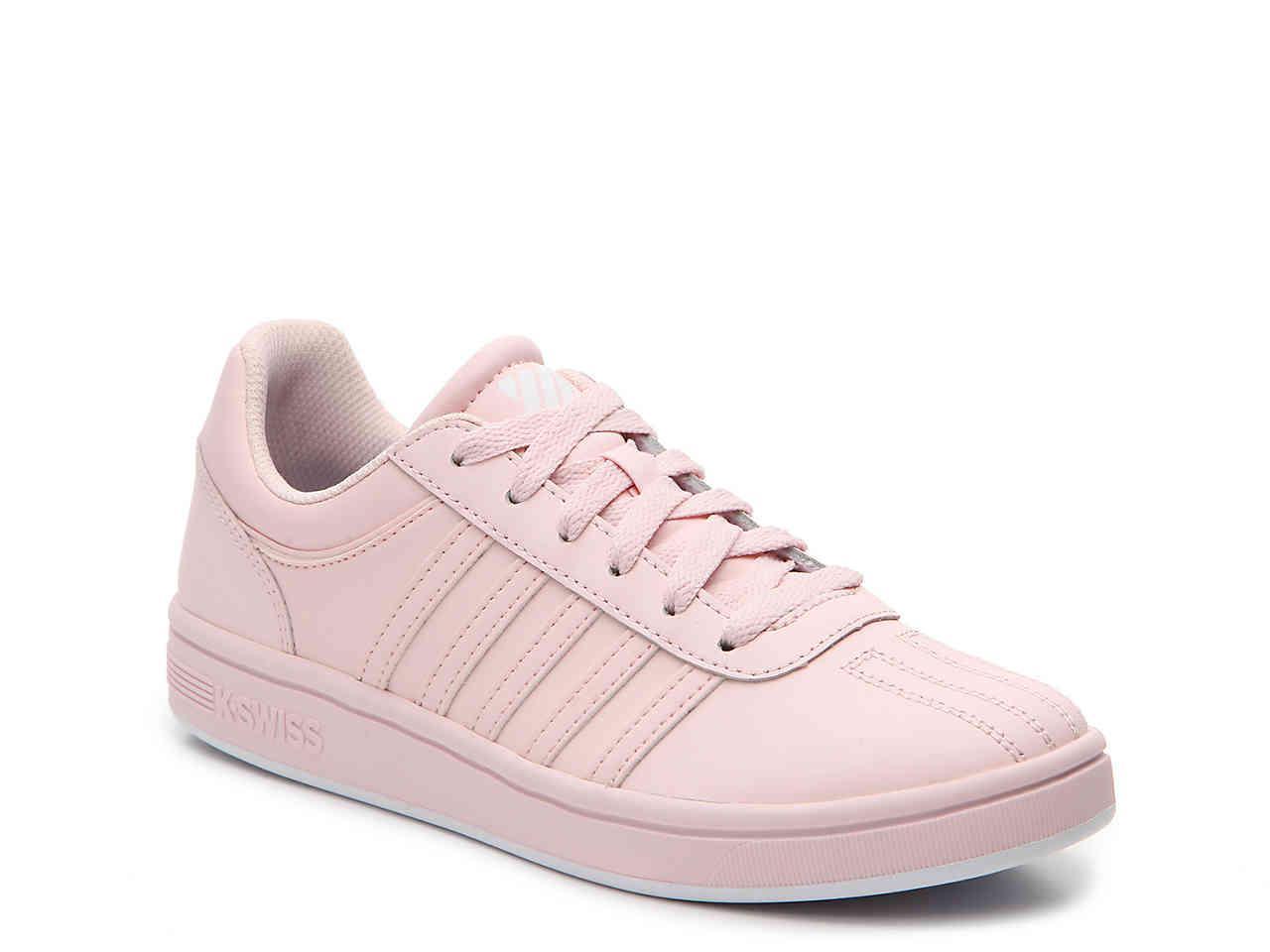 K-swiss Leather Chesterfield Sneaker in