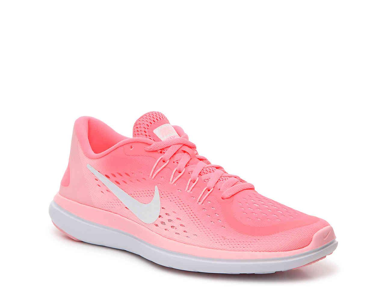 223873626481e ... promo code for lyst nike flex 2017 rn lightweight running shoe in pink  save a4b48 e4f5c