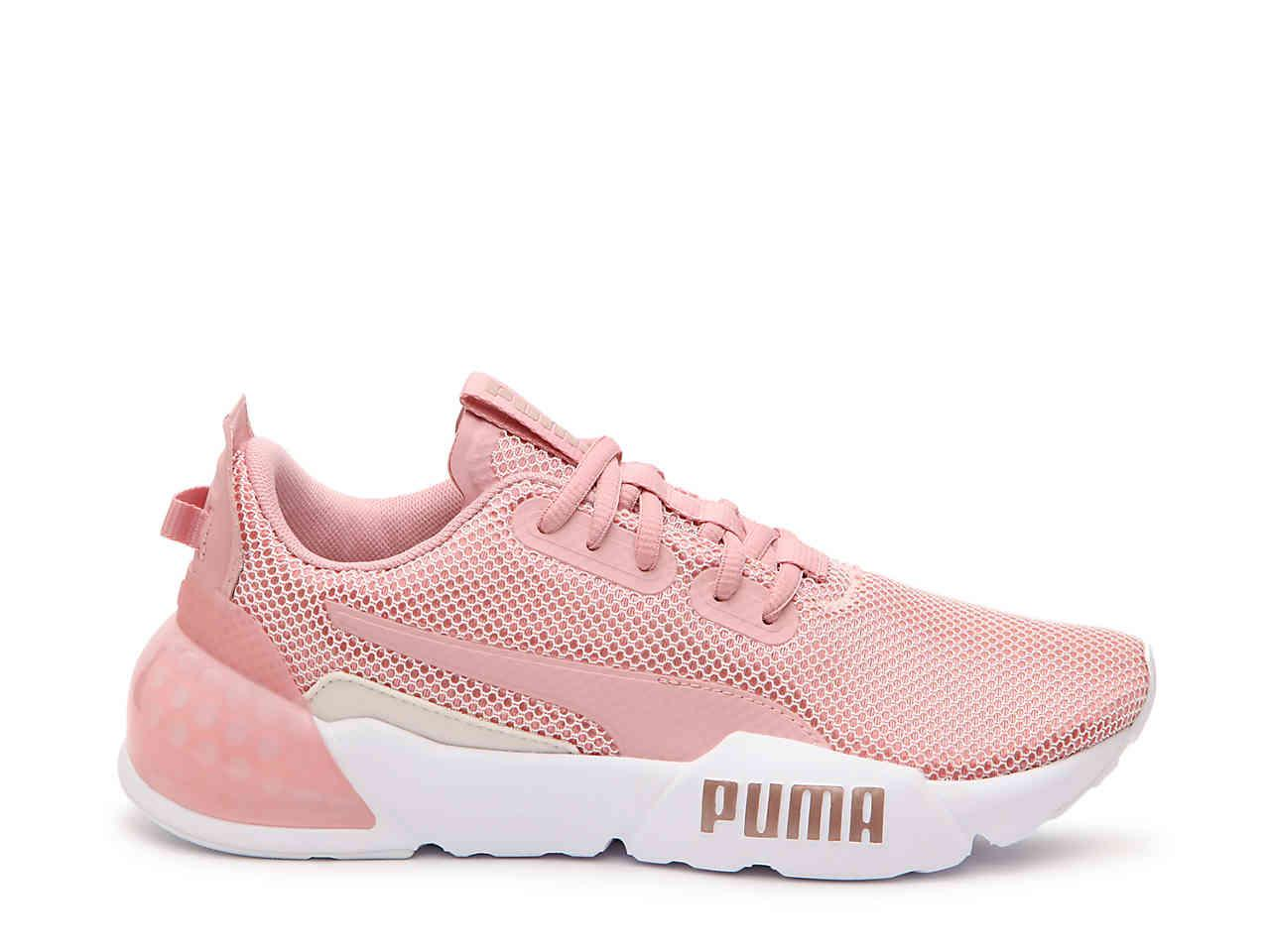 PUMA Synthetic Cell Phase Sneaker in
