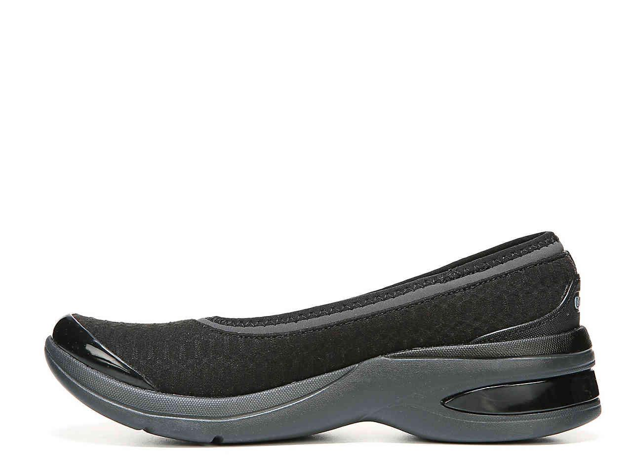 Bzees Synthetic Relax Slip-on in Black