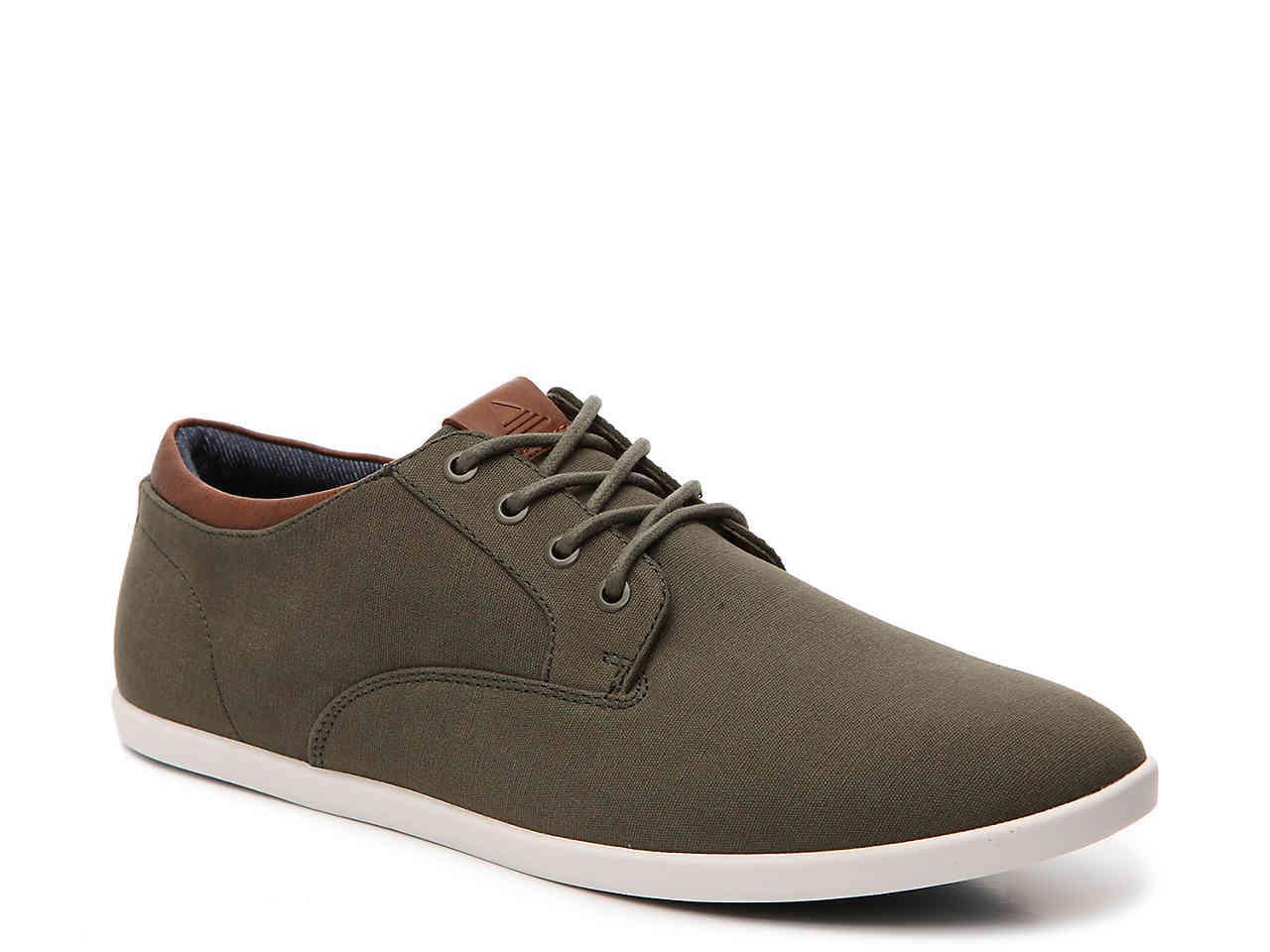 ALDO Canvas Arger Sneaker in Olive