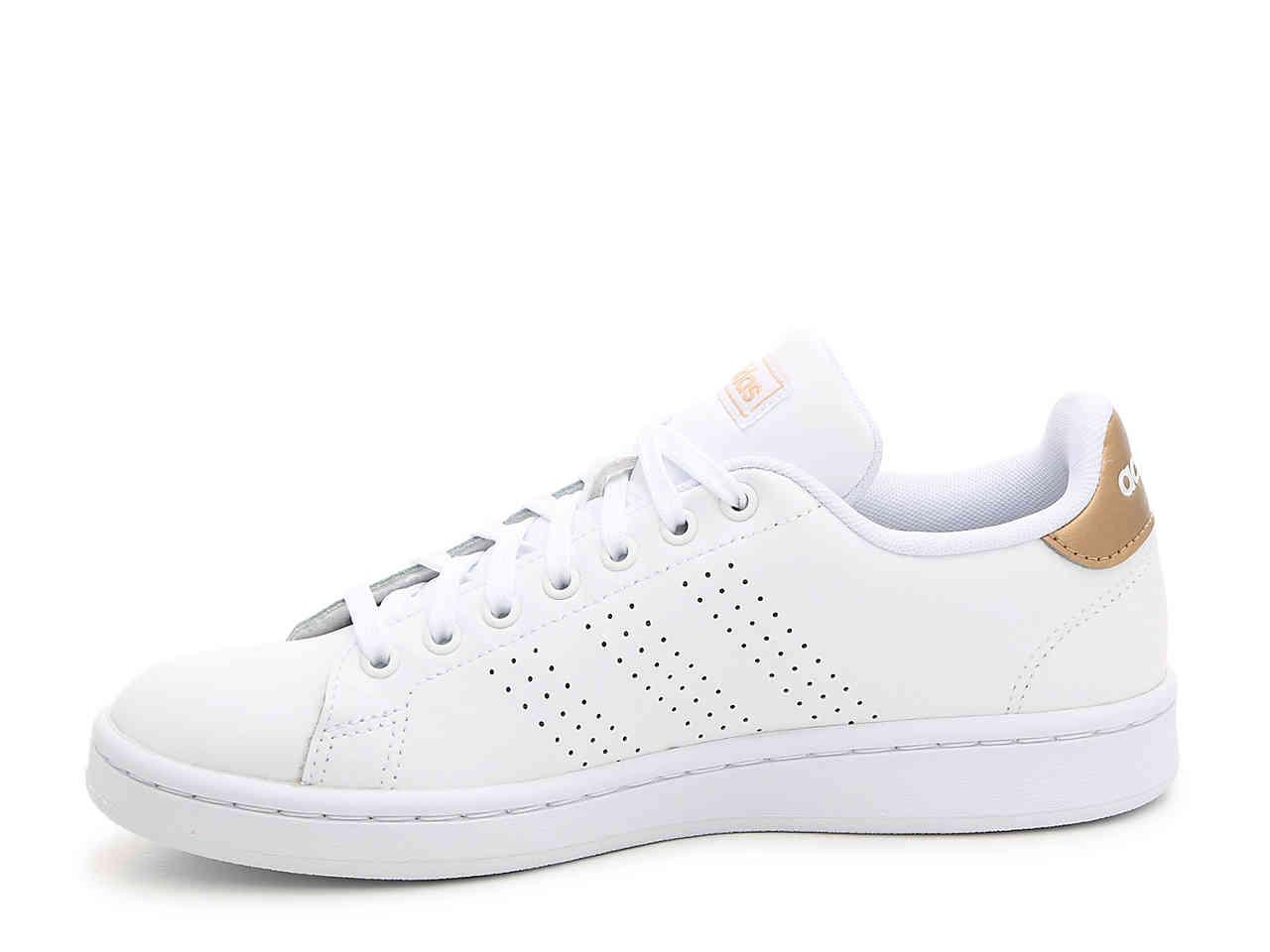 adidas Leather Advantage Sneaker in