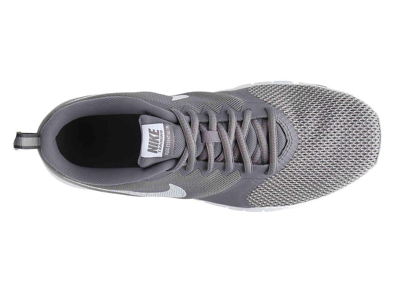 77a8b7b89e43b Lyst - Nike Flex Essential Tr Lightweight Training Shoe in Gray