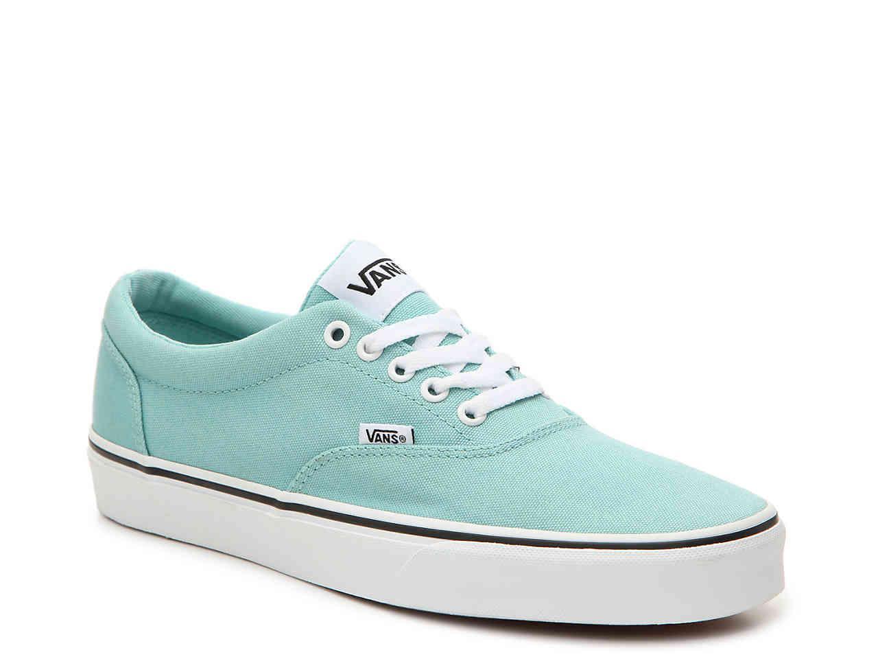 341b195860ec2a Vans - Blue Doheny Sneaker for Men - Lyst. View fullscreen