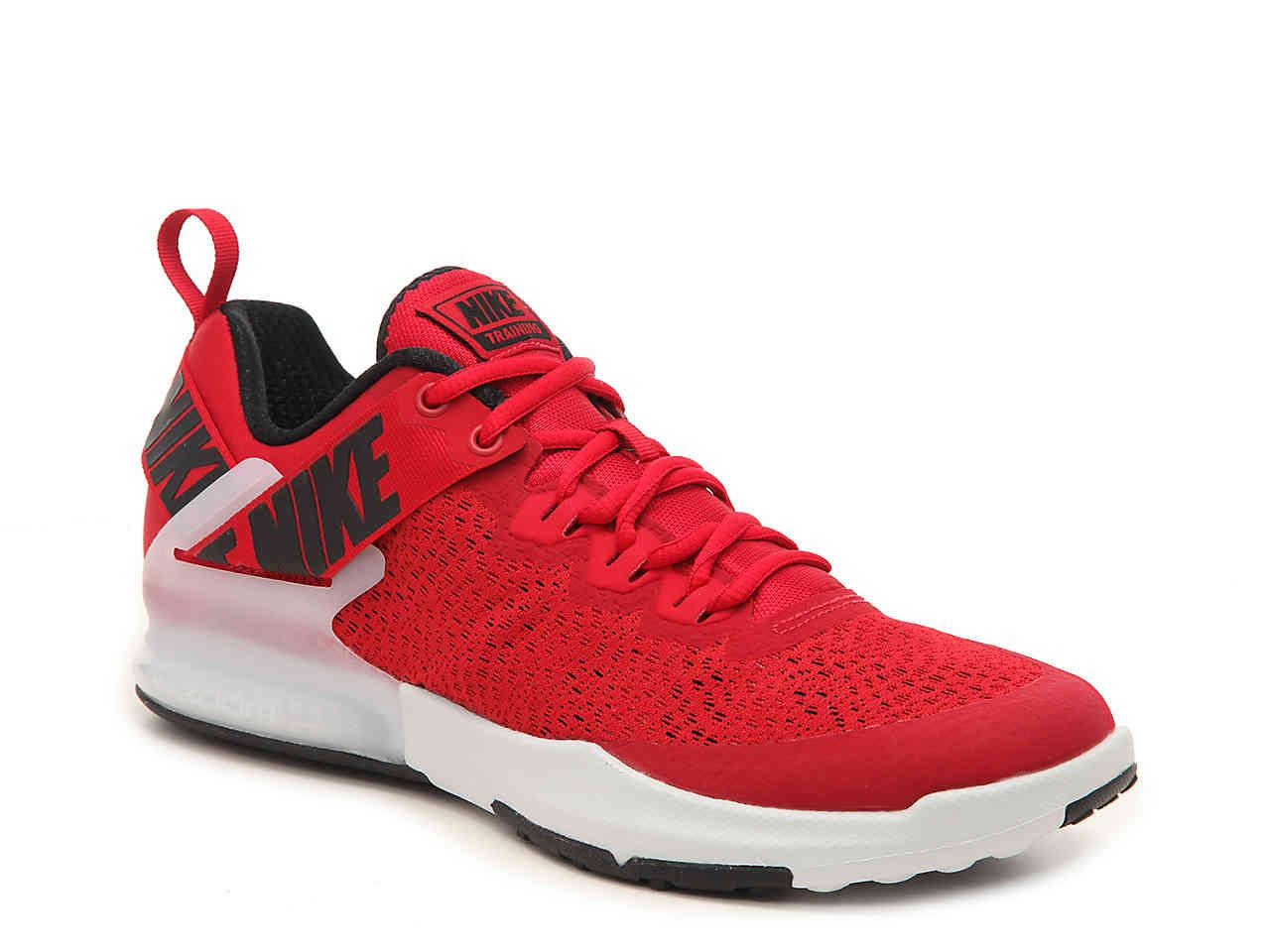 313a78f66ed0 Nike Zoom Domination Tr 2 Training Shoe in Red for Men - Lyst