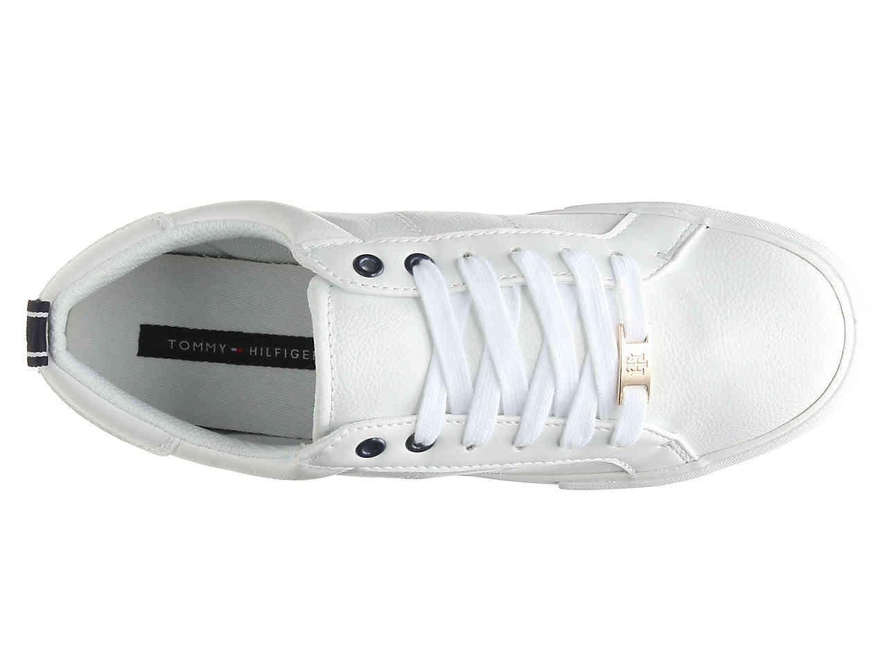 Tommy Hilfiger Lamzey Sneaker in White