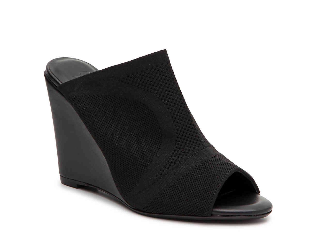 2bbfdeb7cf7c6 Lyst - Joie Anita Wedge Sandal in Black
