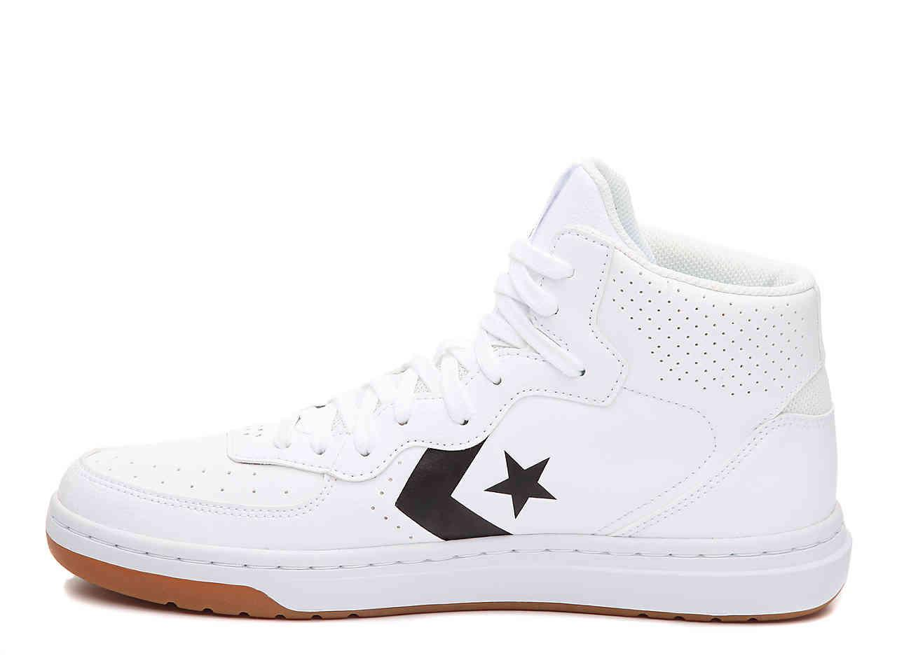 Converse Leather Rival High-top Sneaker