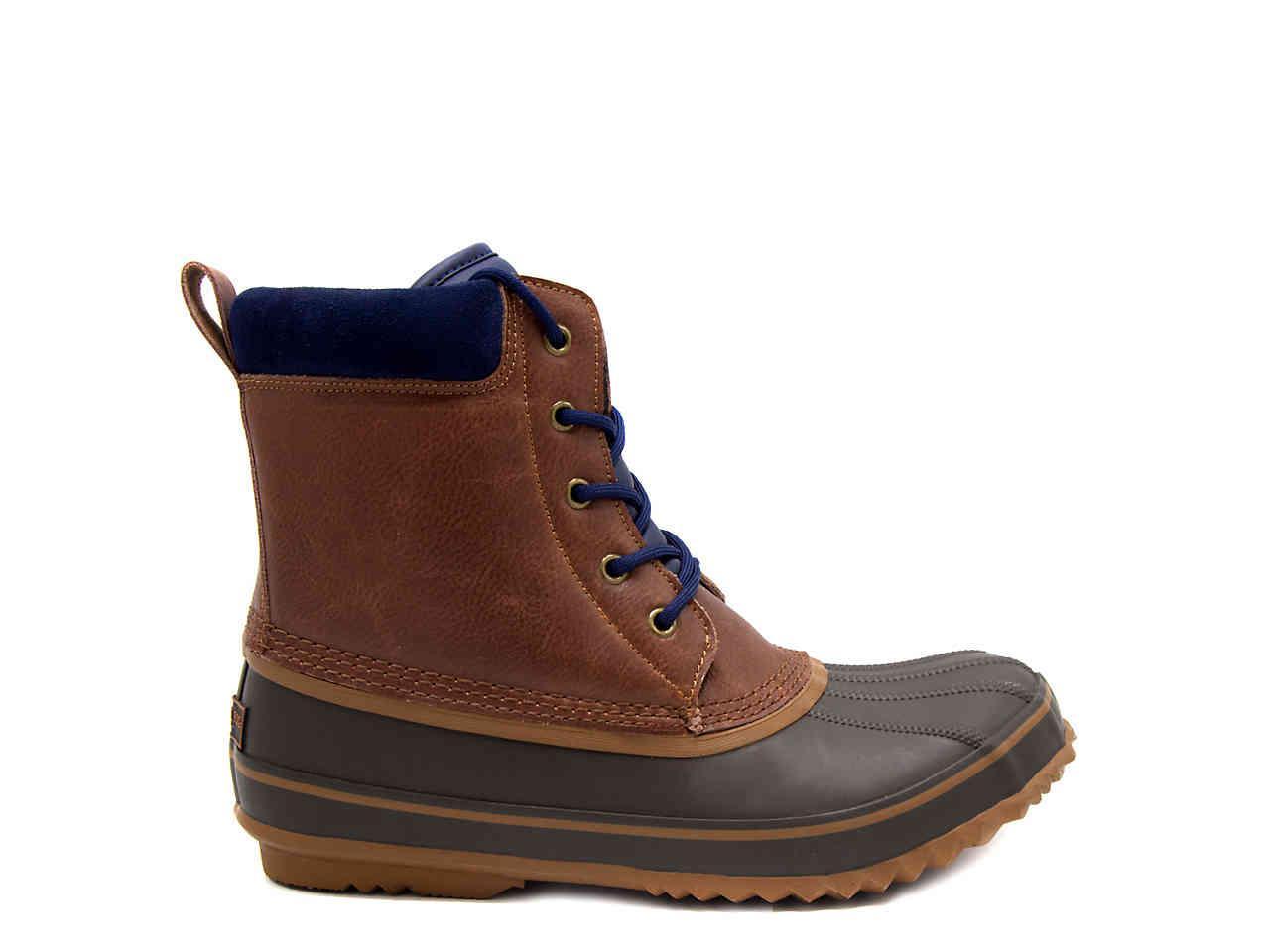 011497f0230 Men's Brown Ashford 2 Duck Boot