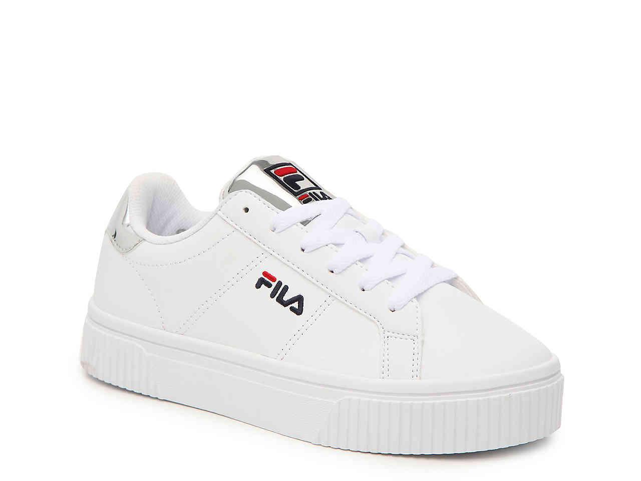 Fila Denim Panache Platform Sneaker in