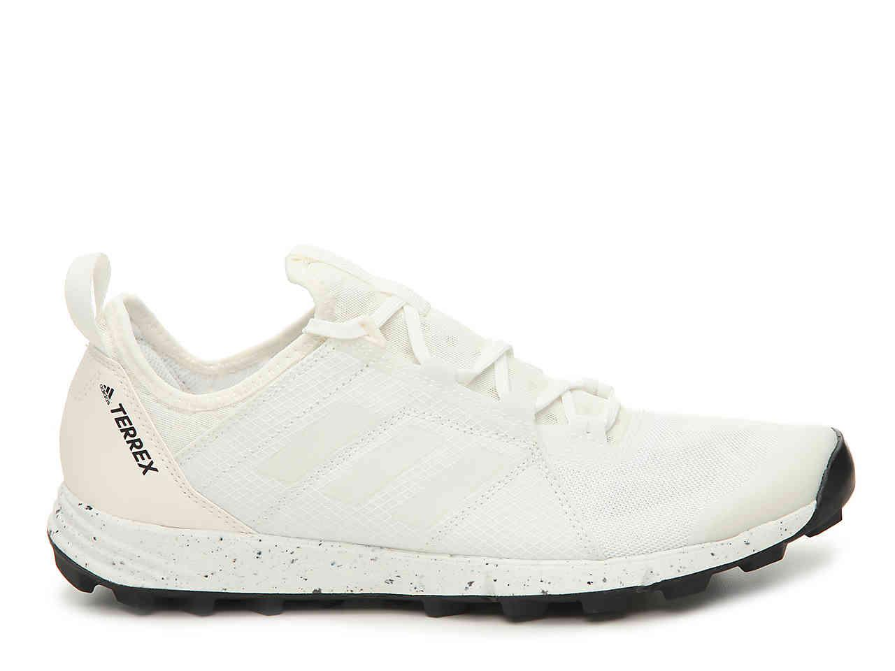 fascismo ex Príncipe  adidas Synthetic Terrex Agravic Speed Shoes in White for Men - Lyst
