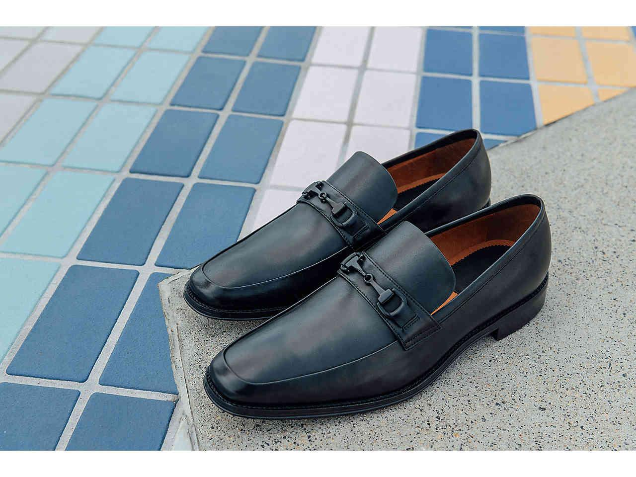 c81643fea43 Blake McKay - Black Harrison M6 Loafer for Men - Lyst. View fullscreen