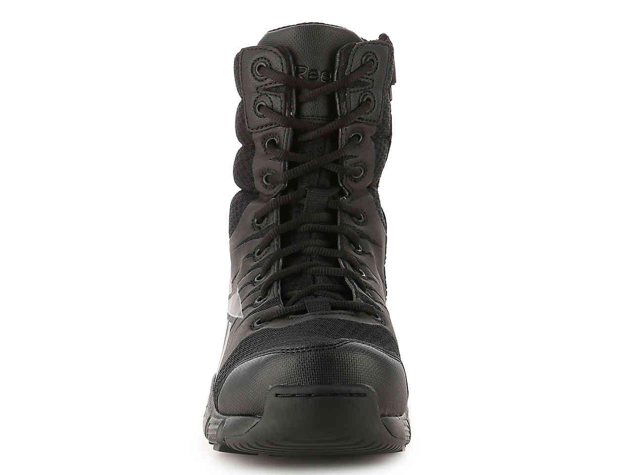 5467191f942929 Lyst - Reebok Dauntless Ultra Light Work Boot in Black for Men