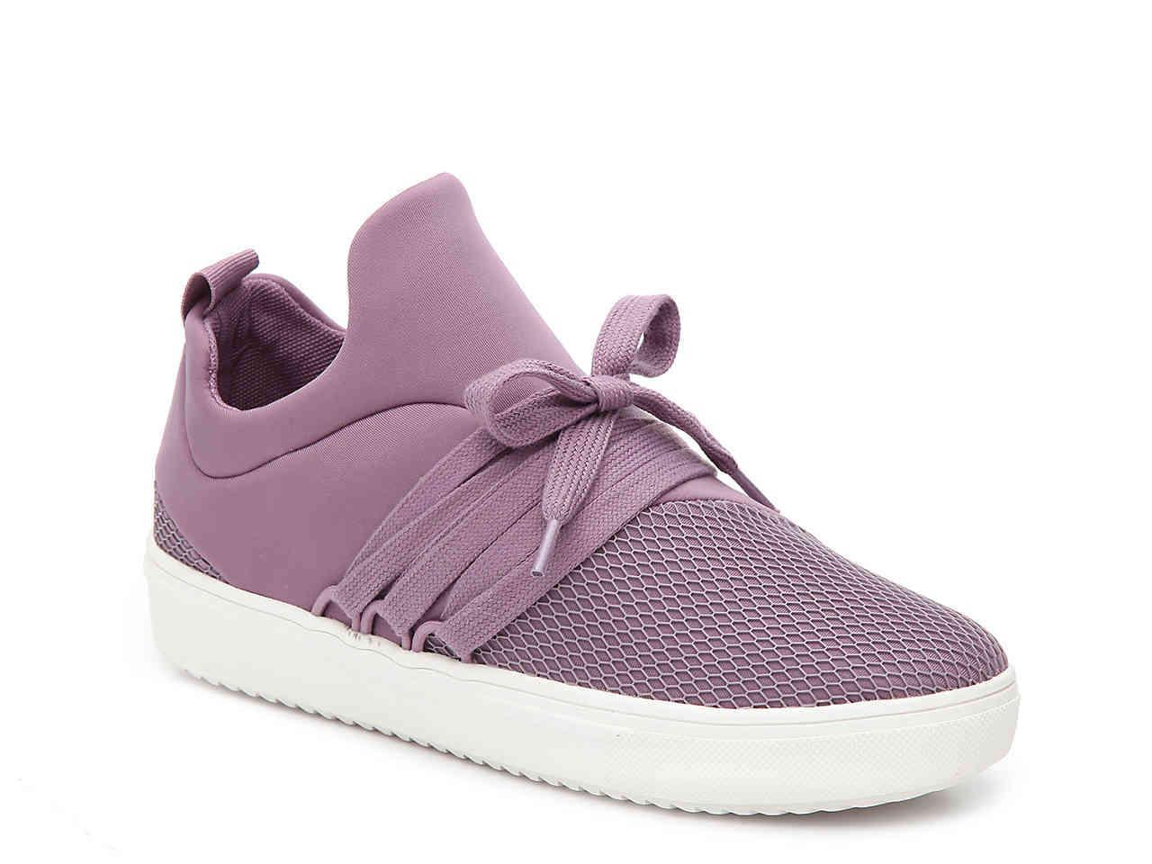 2c521883305 Steve Madden - Purple Lancer Sneaker - Lyst
