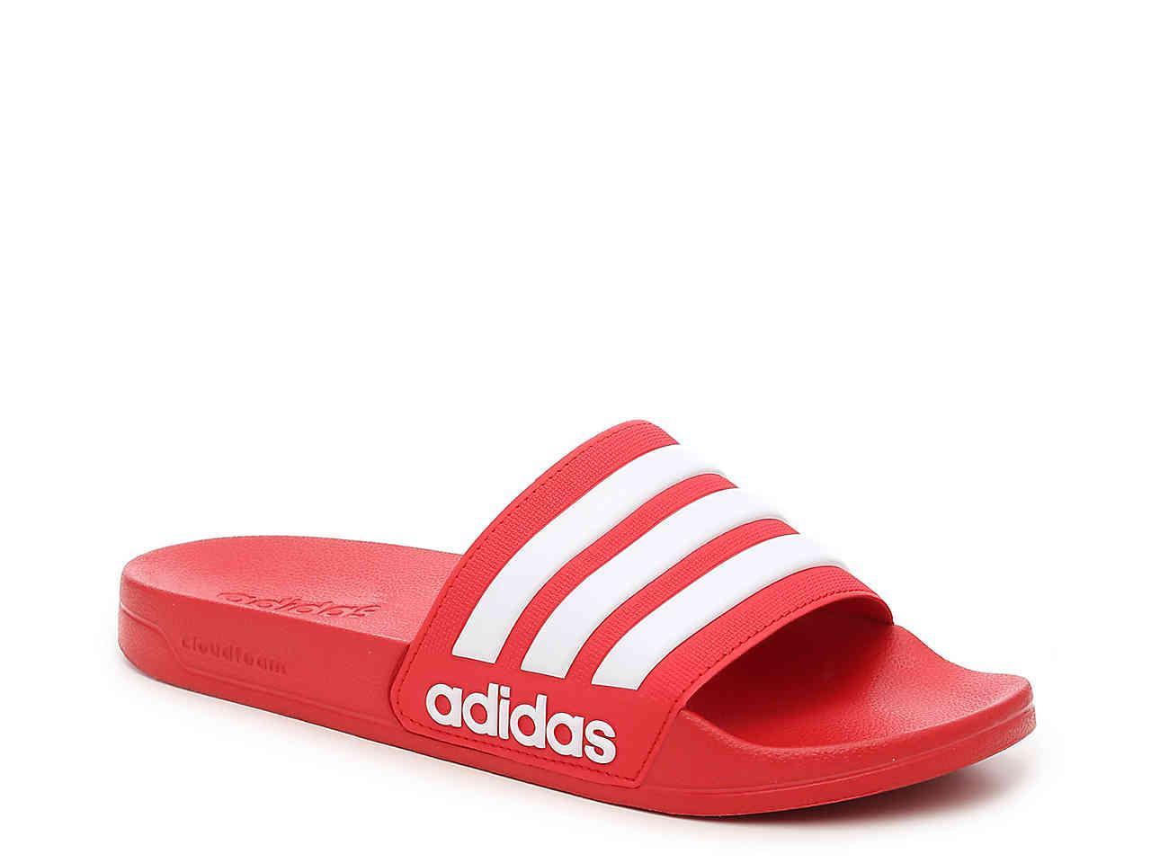 Adilette Cloudfoam Slide Sandal
