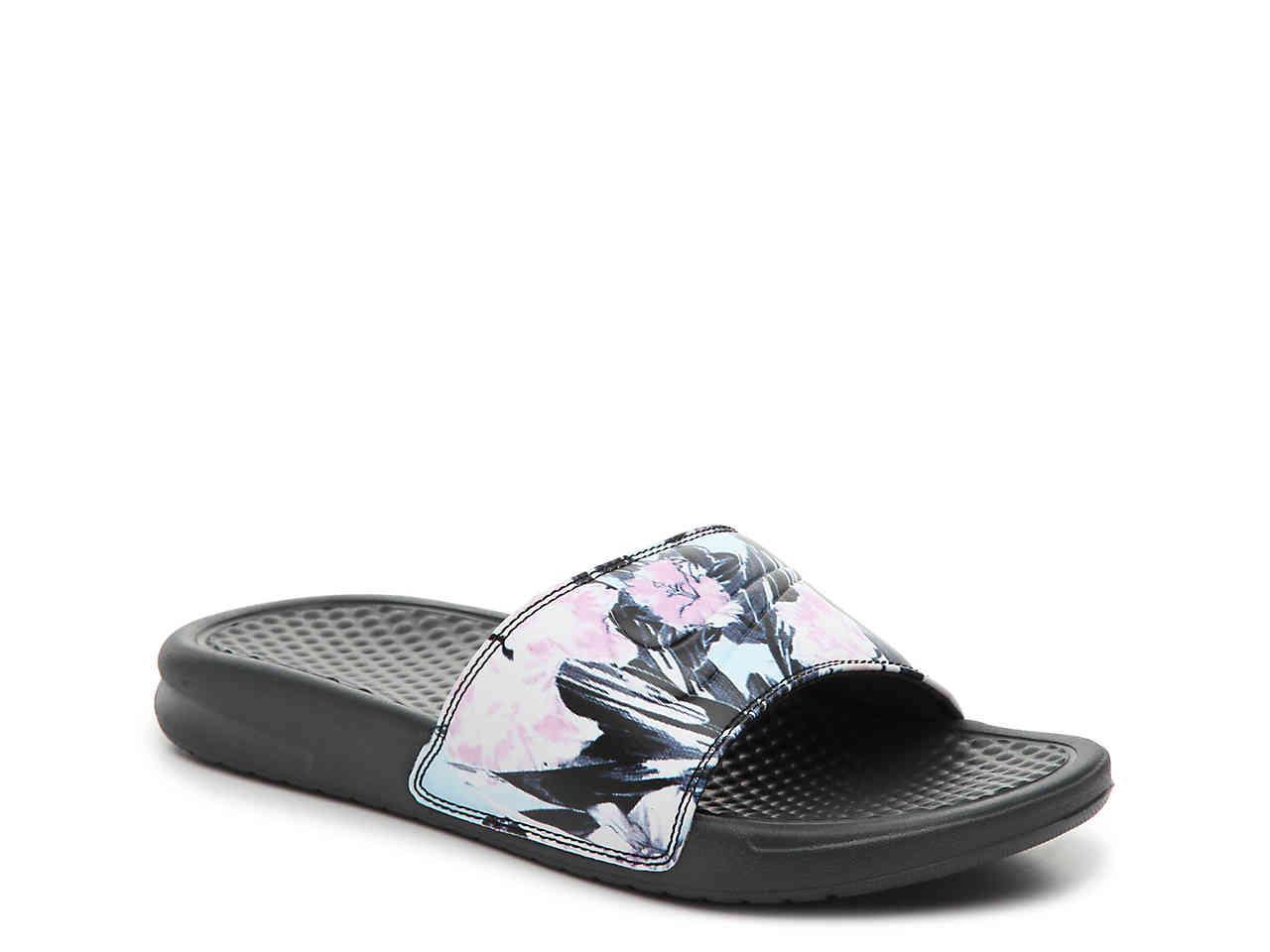 Nike Synthetic Benassi Jdi Slide Shoes