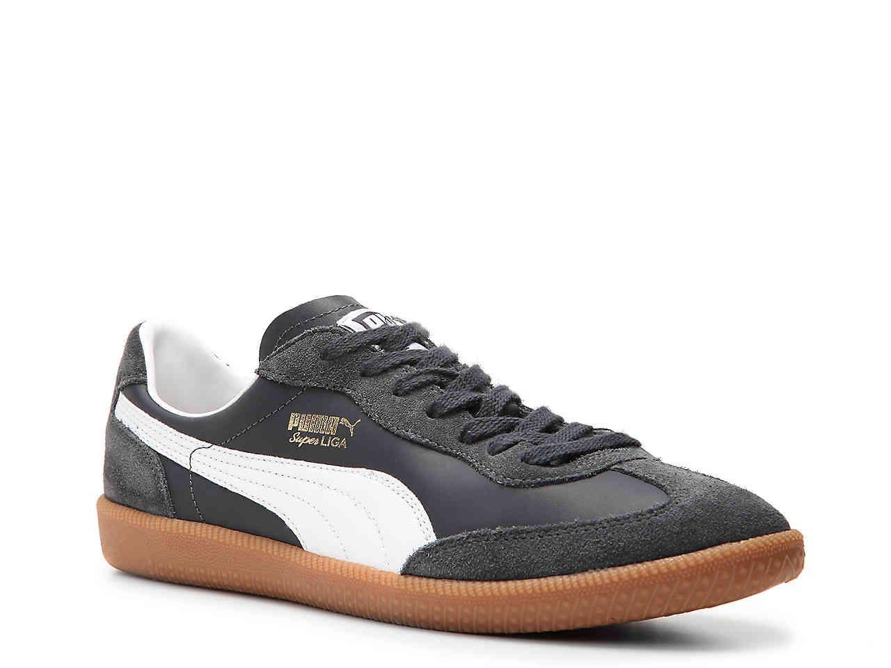 Lyst - PUMA Super Liga Og Retro Sneaker in Blue for Men b1c06bfeb