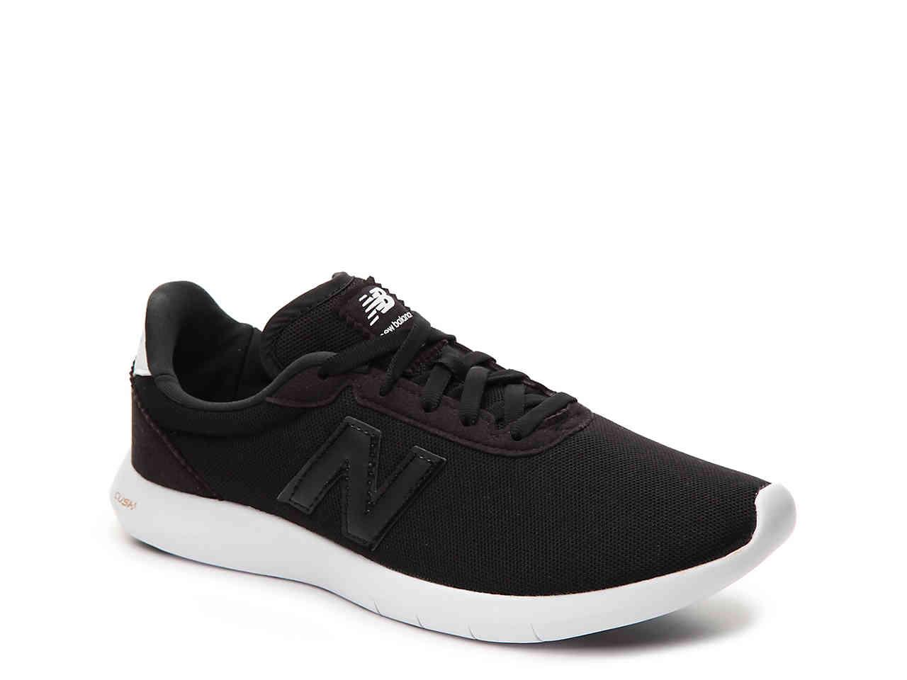New Balance 514 Lightweight Training Shoe in Black - Lyst