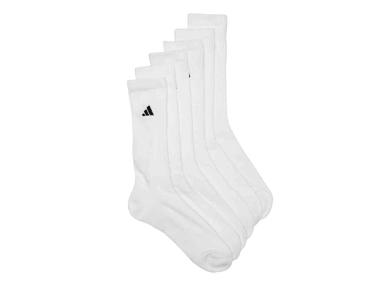 1400e2761 Lyst - adidas Climalite Compression Crew Socks in White for Men