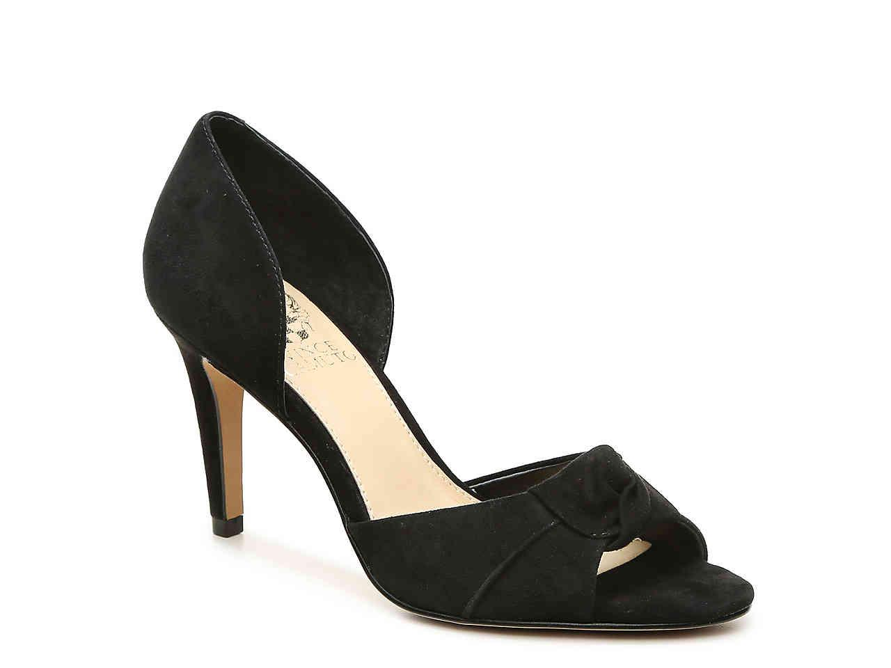 1a2306a6ce8d Lyst - Vince Camuto Catielia Pump in Black