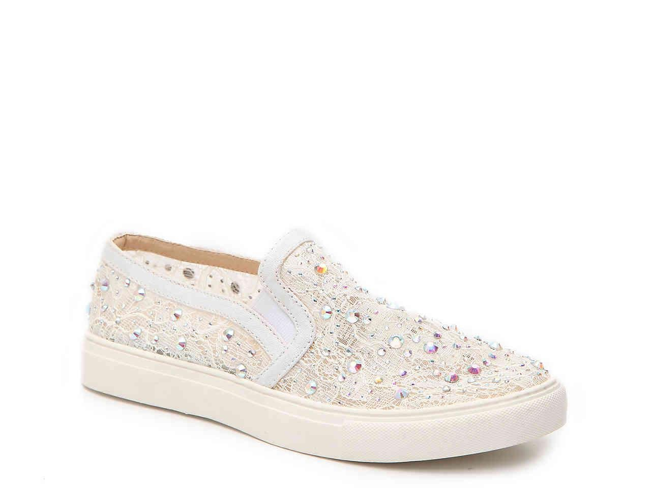 Not Rated Lace Zora Slip-on Sneaker in