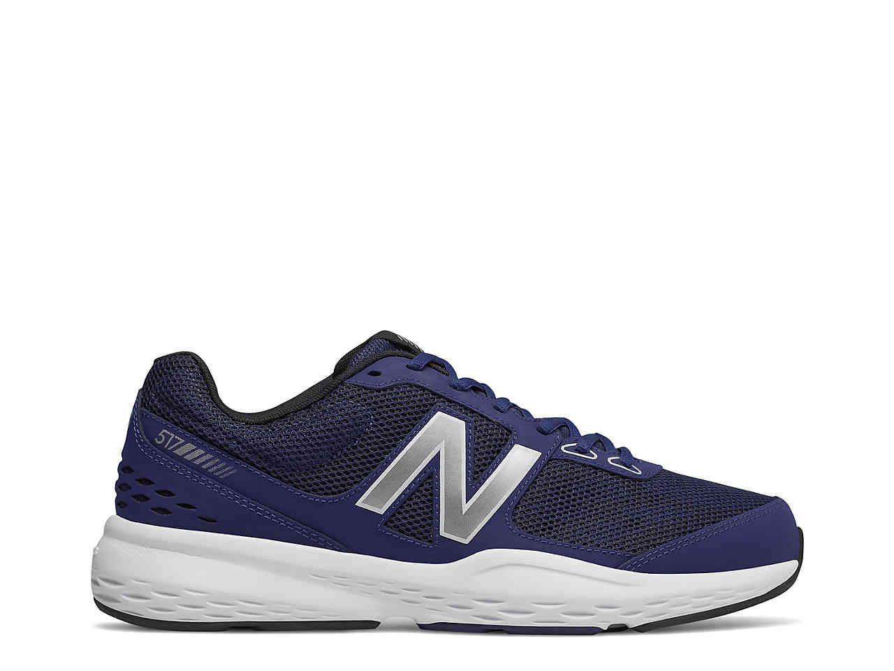New Balance Synthetic 517 Training Shoe