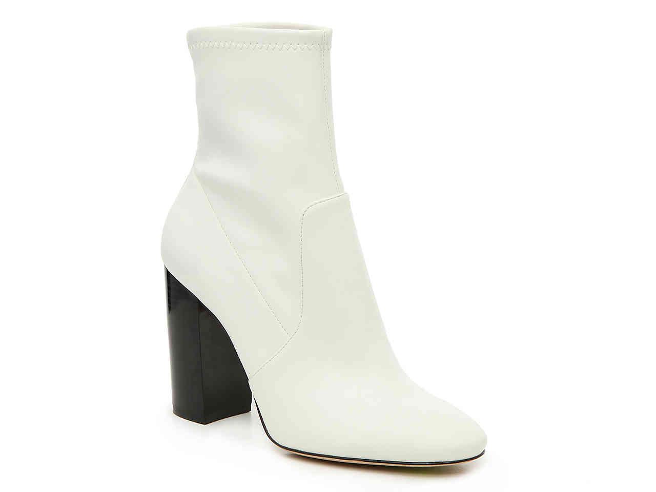 ALDO Synthetic Lovelee Bootie in White