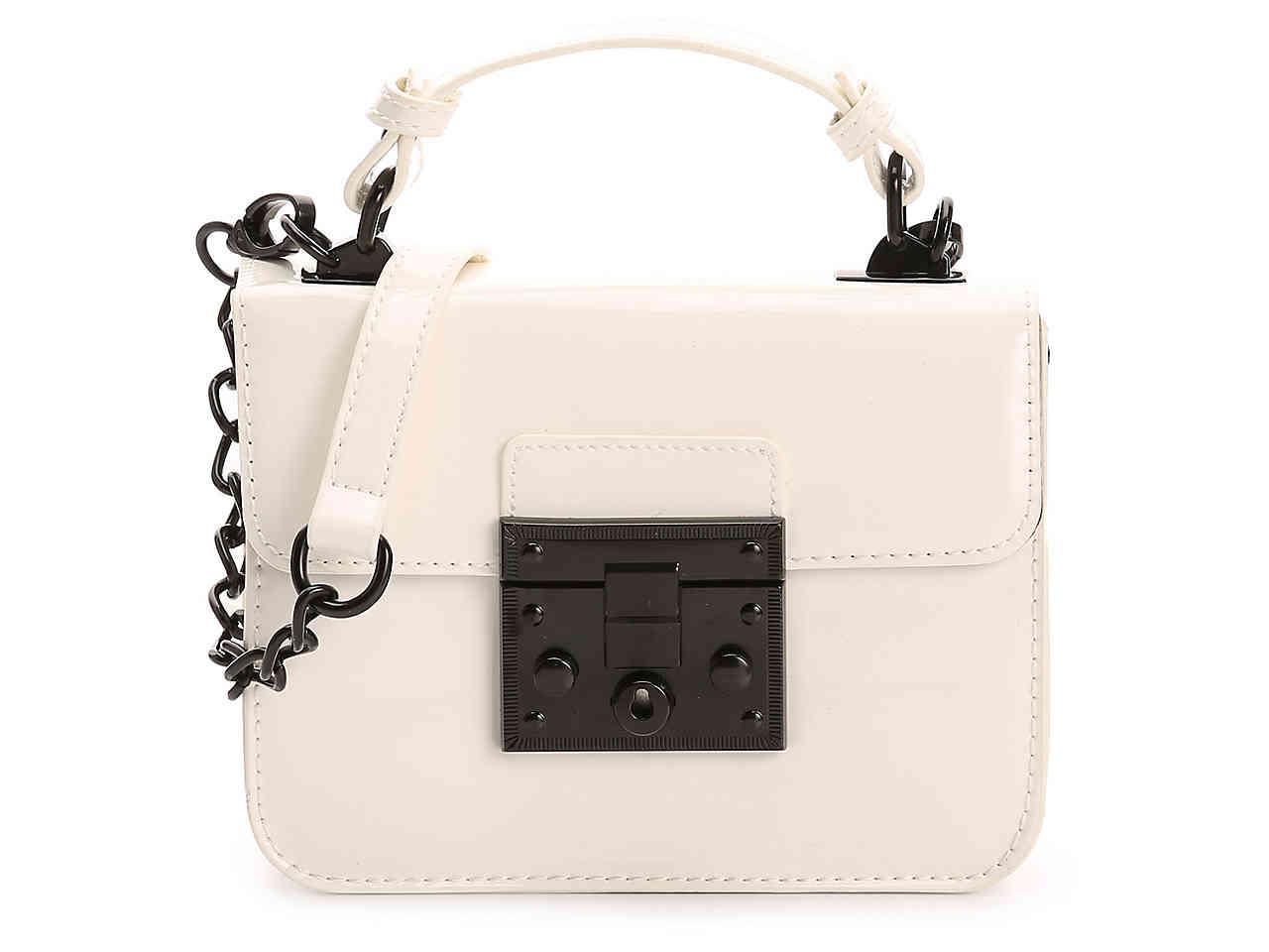 ef02e3917f2 Steve Madden White Bellen Crossbody Bag