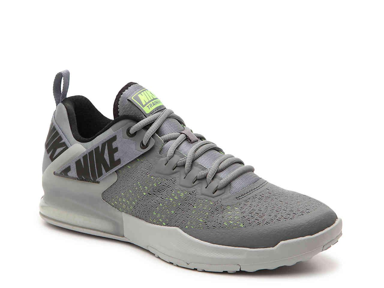 35e7f6ffbf3b Lyst - Nike Zoom Domination Tr 2 Training Shoe in Gray for Men