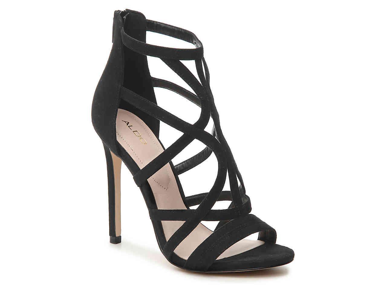 d835032c2838 Lyst - ALDO Tifania Sandal in Black