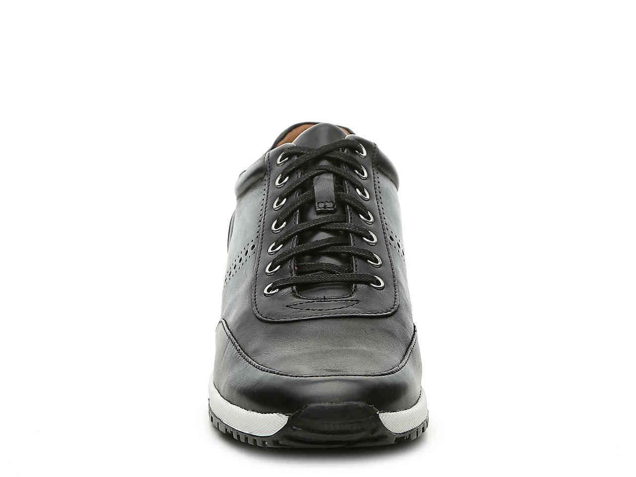 Bacco Bucci zapatos adidas NMD Runner Borgoña
