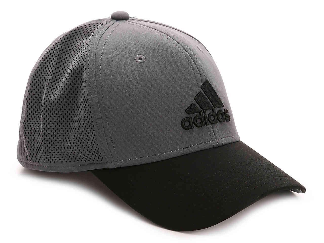 e8633d6d08a Lyst - adidas Adizero Scrimmage Baseball Cap in Gray for Men