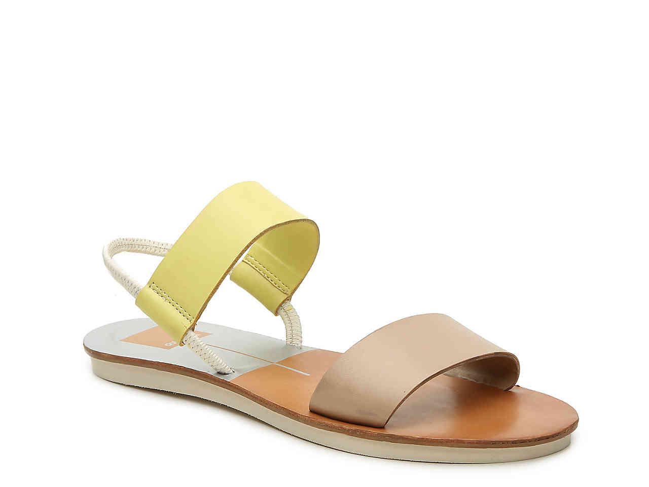 Dolce Vita. Women's Neily Flat Sandal