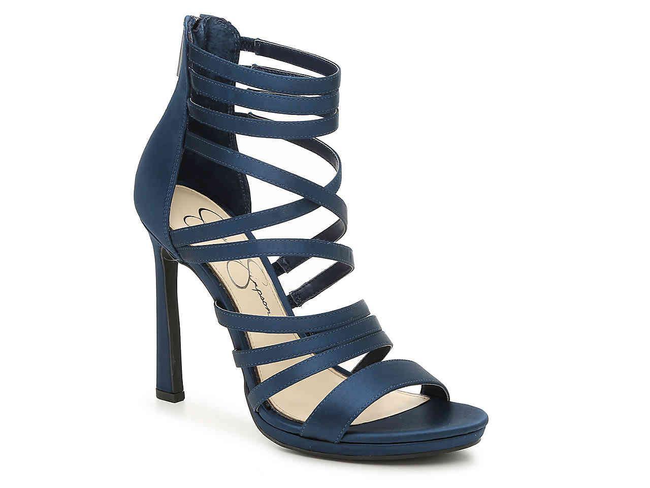 Lyst Jessica Simpson Palkaya Sandal in Blue Blue Blue aadd1d