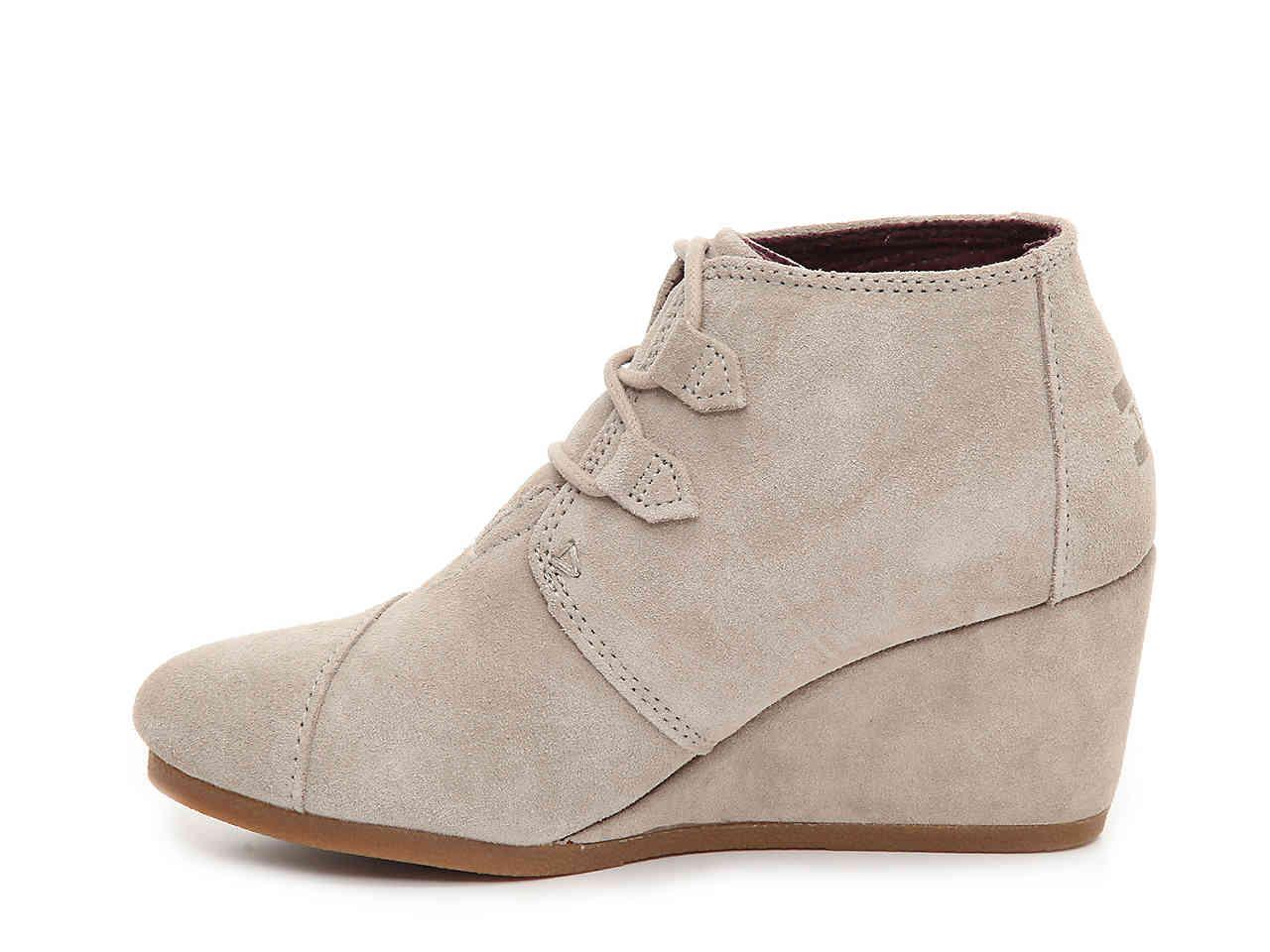 485a9432af0 TOMS - Multicolor Kala Wedge Bootie - Lyst. View fullscreen