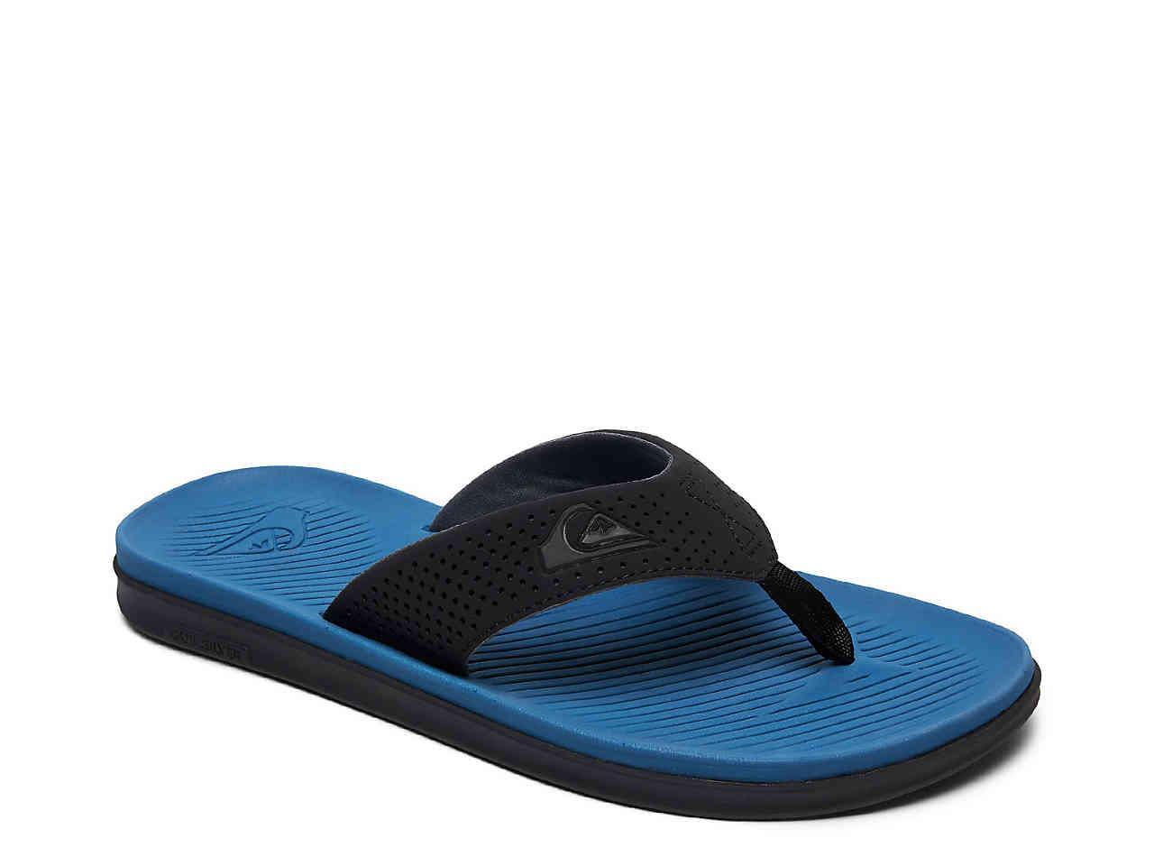 b40f31b85fa Lyst - Quiksilver Sandals in Blue for Men
