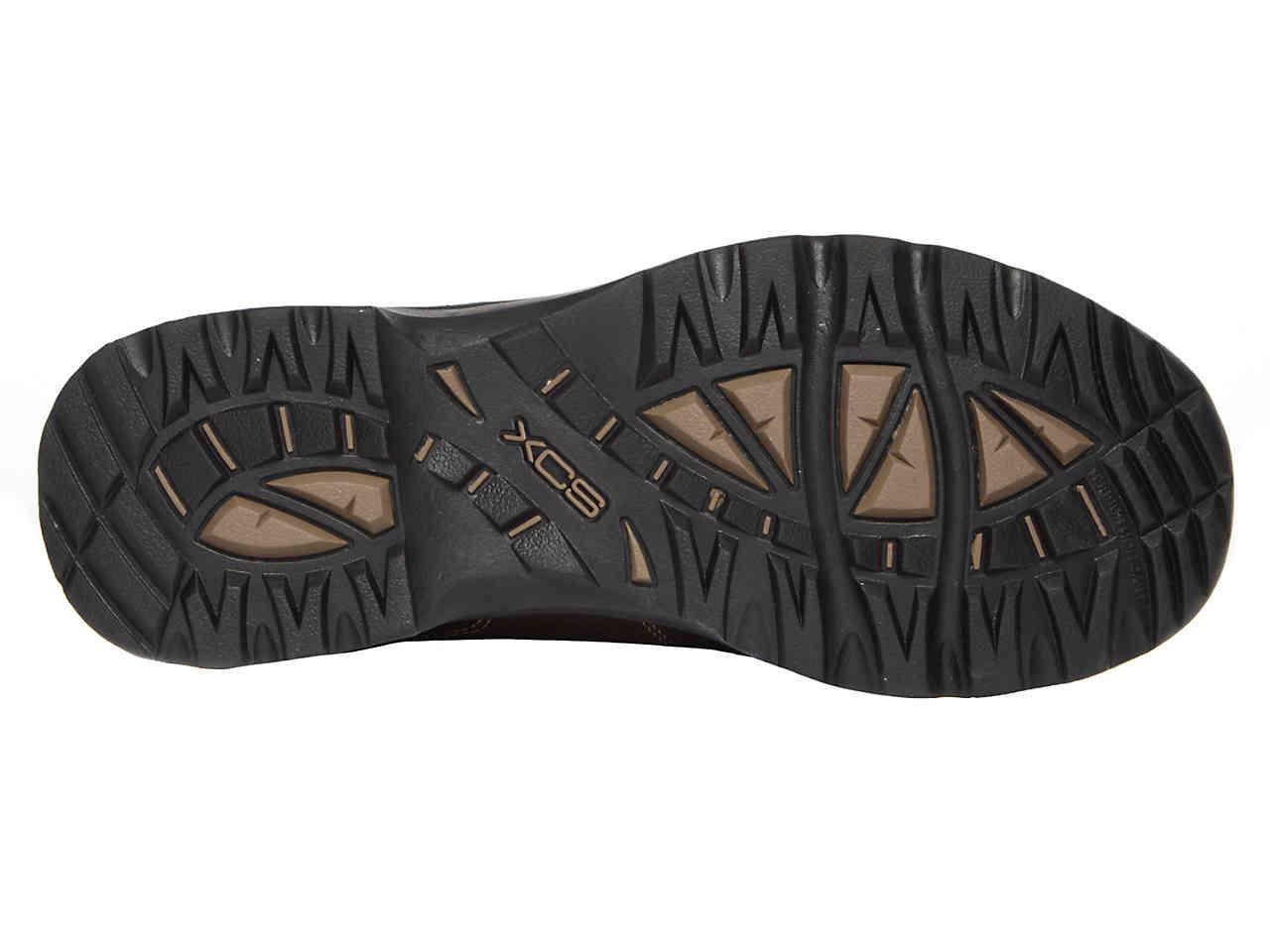 Lyst Rockport Men S Xcs Cs Waterproof Leather Mudguard Boot In