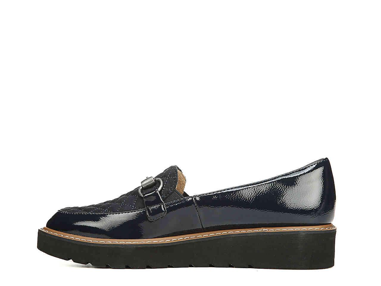 d0b15891b2c Lyst - Naturalizer Edina Loafer in Blue
