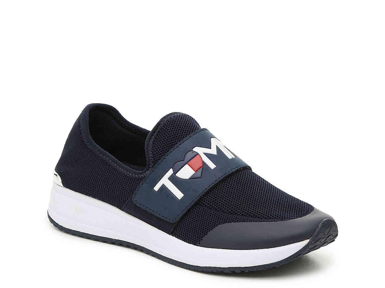 b88d71216b62 Lyst - Tommy Hilfiger Rosin Slip-on Sneaker in Blue