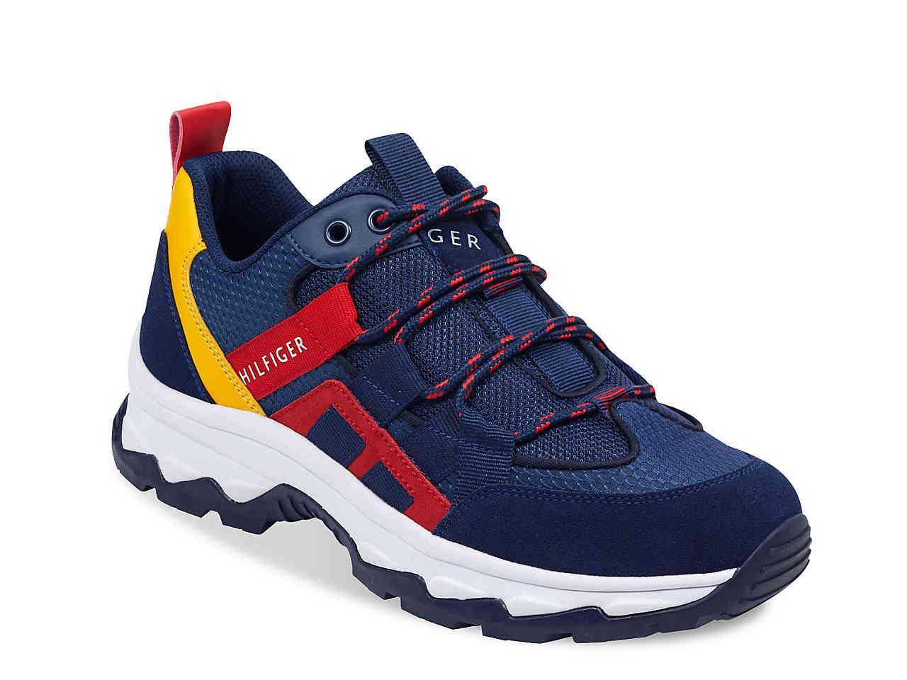 Tommy Hilfiger Synthetic Geo Sneaker in