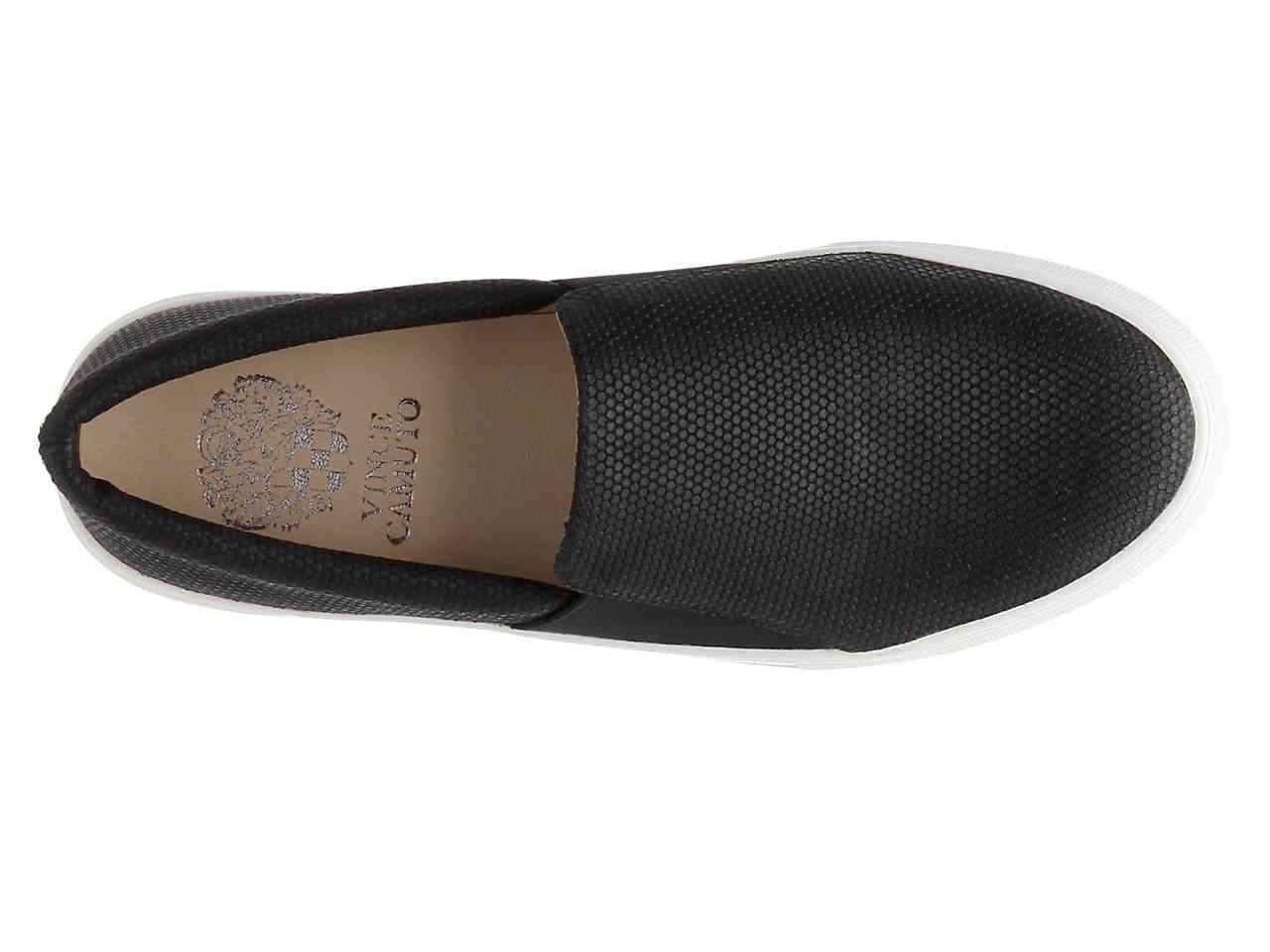 Vince Camuto Leather Kanesya Platform